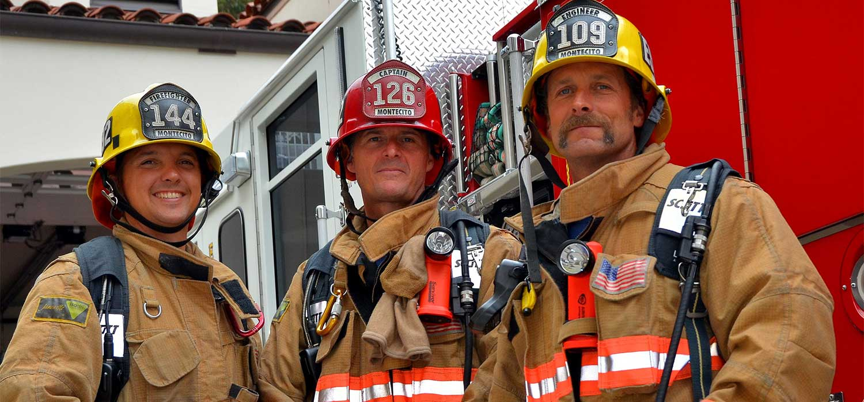 Montecito firefighters